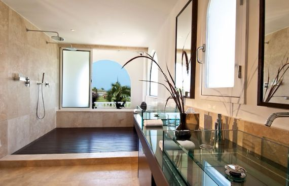 Sophisticated Villa in St Martin, Overlooking the Caribbean Sea (4)