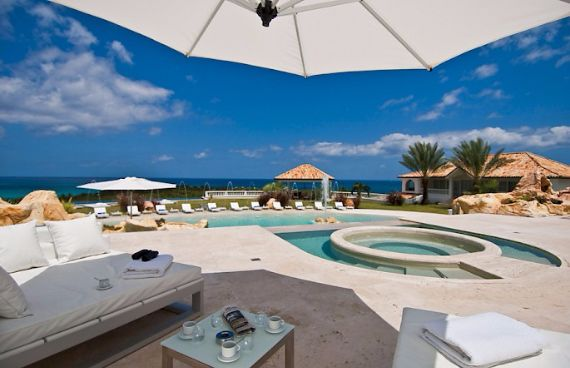 Sophisticated Villa in St Martin, Overlooking the Caribbean Sea (45)