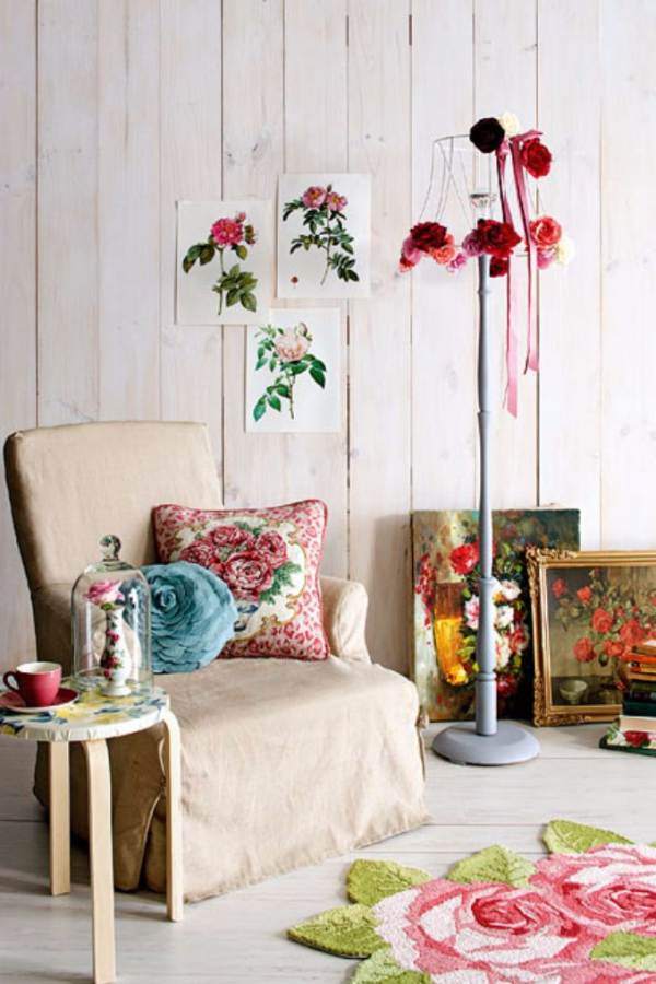 30 Spring Decorating Ideas Bring New Life to Your Home (34)
