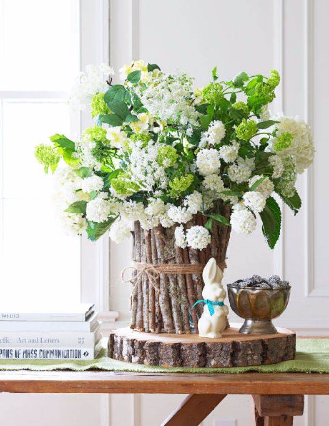 50 Stylish And Inspiring Flower Arrangement Centerpieces and Table Decoration Ideas (11)