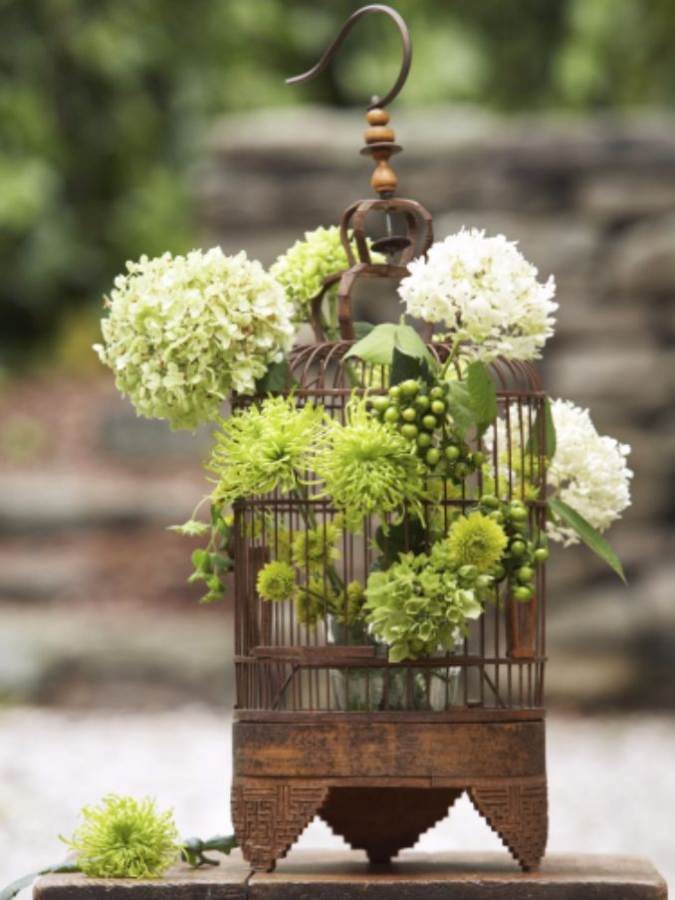 50 Stylish And Inspiring Flower Arrangement Centerpieces and Table Decoration Ideas (13)