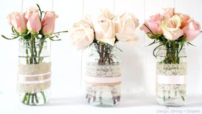 50 Stylish And Inspiring Flower Arrangement Centerpieces and Table Decoration Ideas (14)
