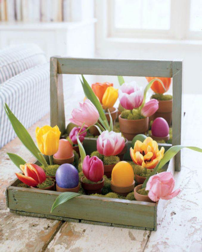 50 Stylish And Inspiring Flower Arrangement Centerpieces and Table Decoration Ideas (21)
