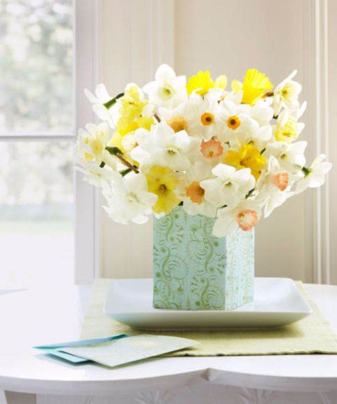 50 Stylish And Inspiring Flower Arrangement Centerpieces and Table Decoration Ideas (23)