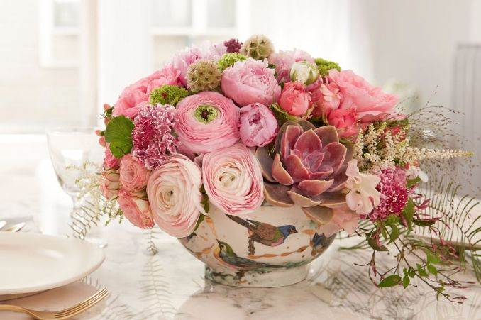 50 Stylish And Inspiring Flower Arrangement Centerpieces and Table Decoration Ideas (31)