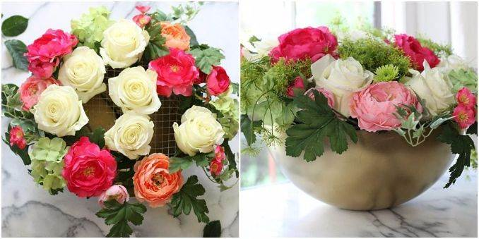 50 Stylish And Inspiring Flower Arrangement Centerpieces and Table Decoration Ideas (33)
