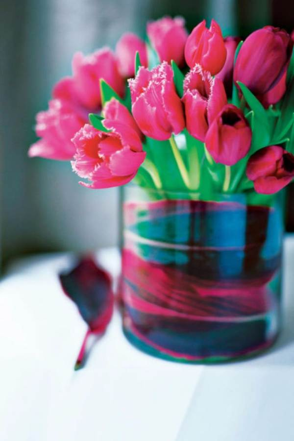 50Stylish And Inspiring Flower Arrangement Centerpieces and Table Decoration Ideas (22)