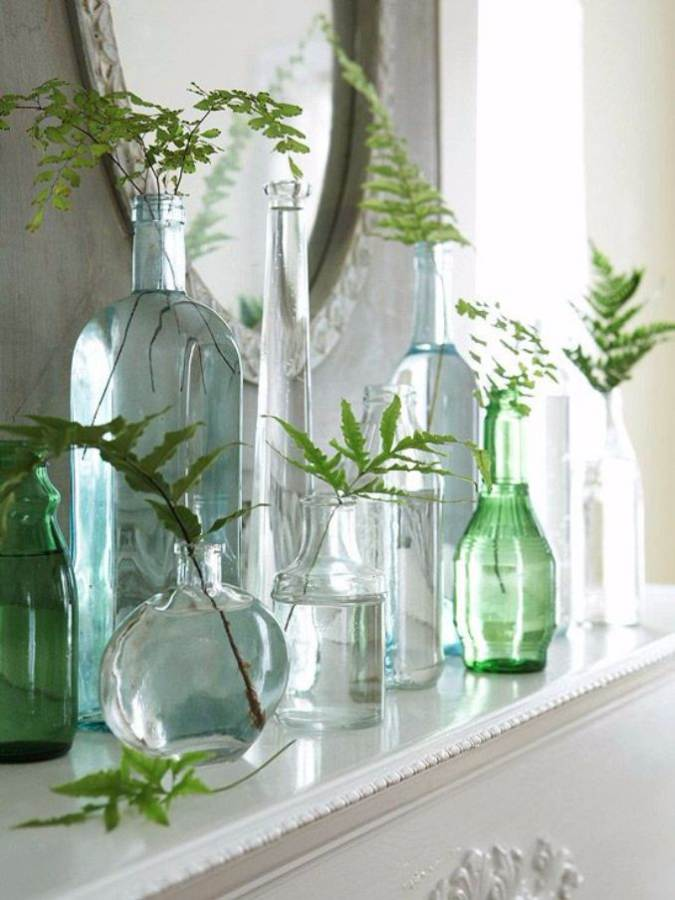 Bringing Spring Home 55 Gorgeous Greenery Touches Inspired by Nature (24)