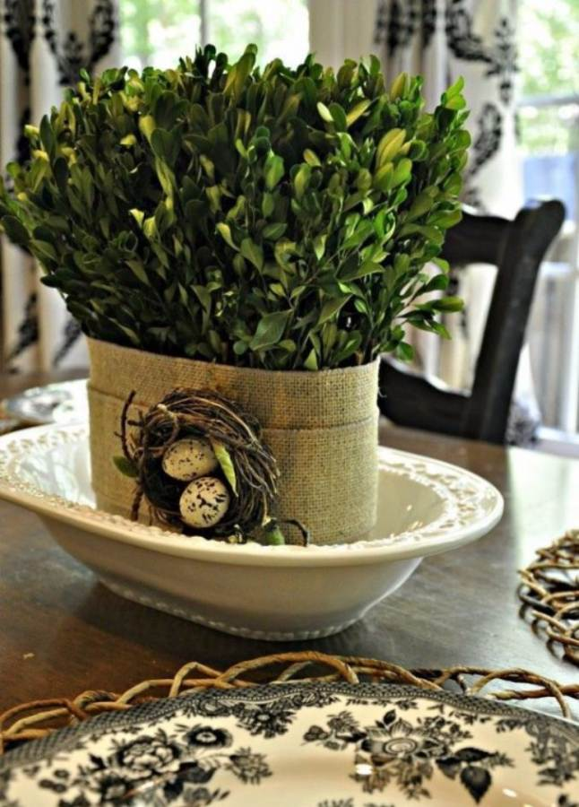 Bringing Spring Home 55 Gorgeous Greenery Touches Inspired by Nature (25)