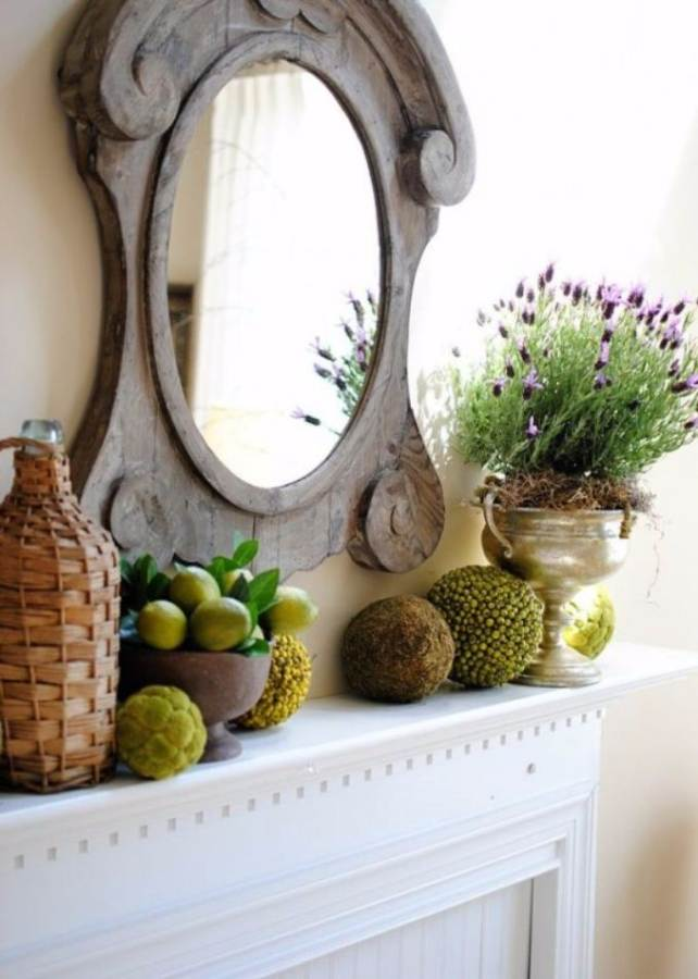 Bringing Spring Home 55 Gorgeous Greenery Touches Inspired by Nature (26)