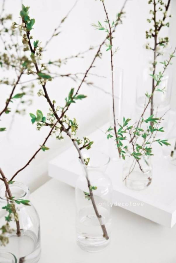 Bringing Spring Home 55 Gorgeous Greenery Touches Inspired by Nature (40)
