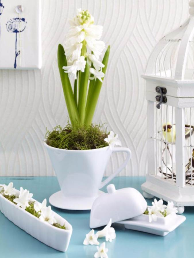 Bringing Spring Home 55 Gorgeous Greenery Touches Inspired by Nature (51)