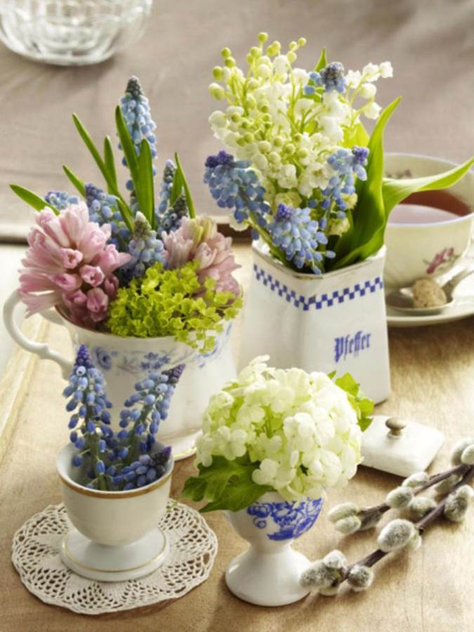 Bringing Spring Home 55 Gorgeous Greenery Touches Inspired by Nature (52)