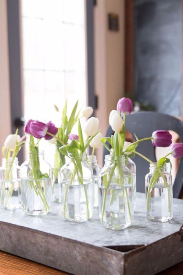Bringing Spring Home 55 Gorgeous Greenery Touches Inspired by Nature (9)