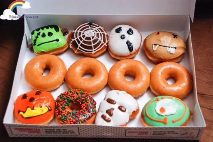 Easy Halloween Donut Treats (29)