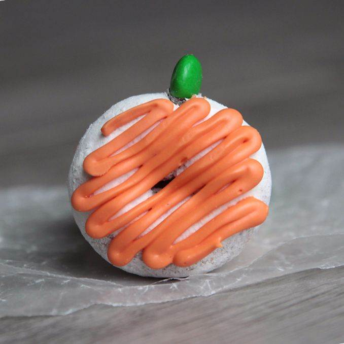 Easy Halloween Donut Treats