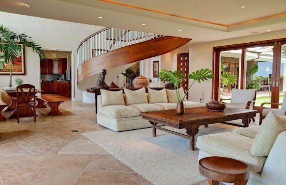 Exotic Hawaii Retreat with Astonishing Features and Amazing Views - Swaying Palms (10)