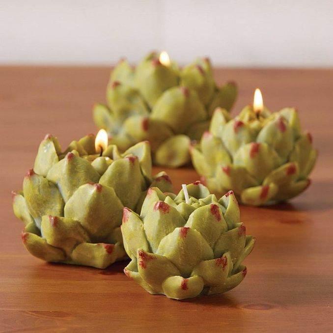 Handmade Candle Decoration DIY Ideas (1)