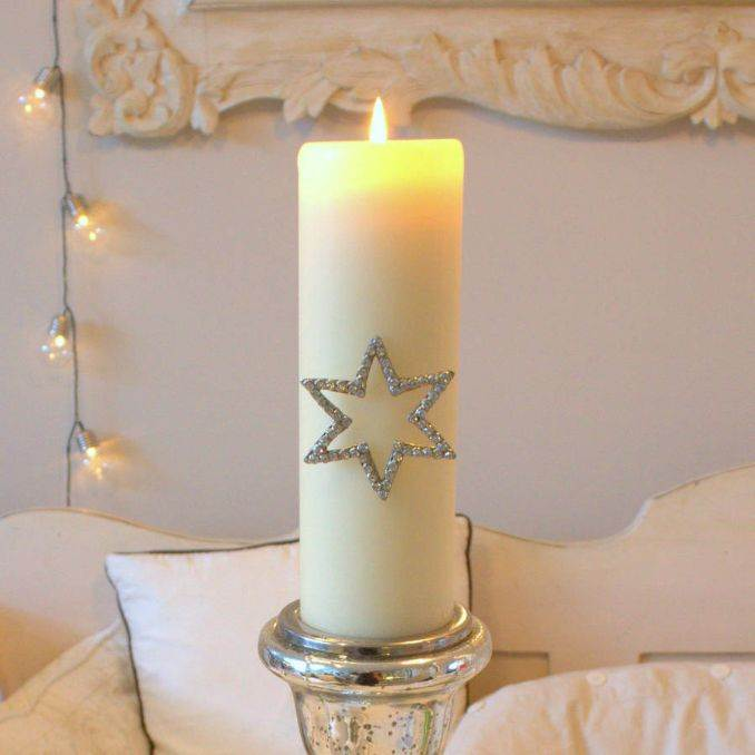 Handmade Candle Decoration DIY Ideas (11)