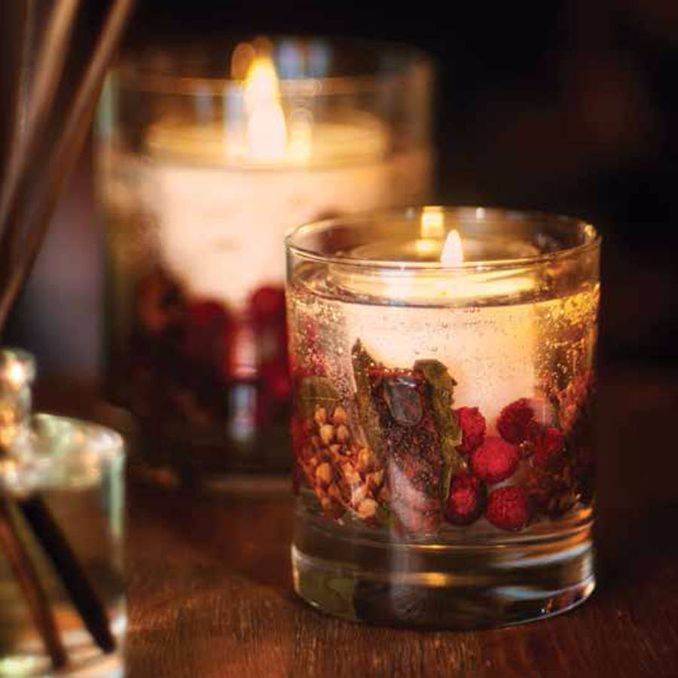 Handmade Candle Decoration DIY Ideas (13)