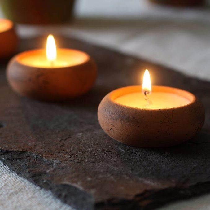 Handmade Candle Decoration DIY Ideas (14)
