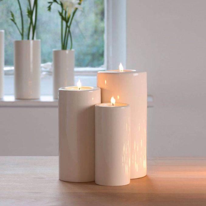 Handmade Candle Decoration DIY Ideas (20)