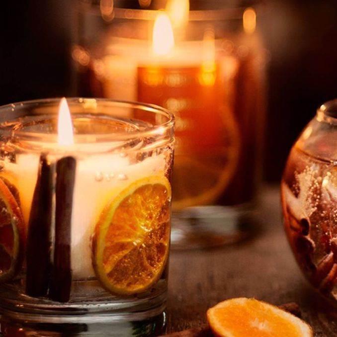 Handmade Candle Decoration DIY Ideas (4)