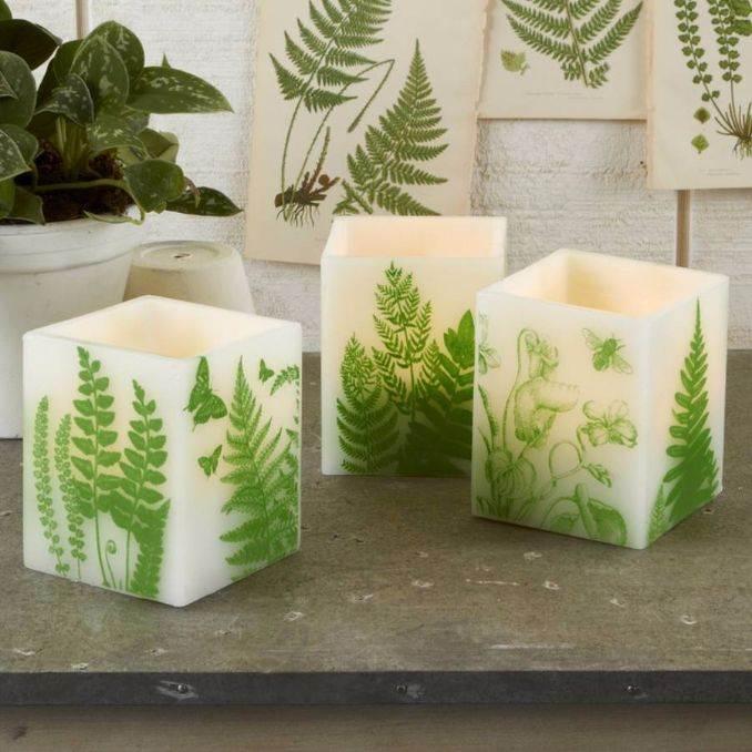 Handmade Candle Decoration DIY Ideas (5)