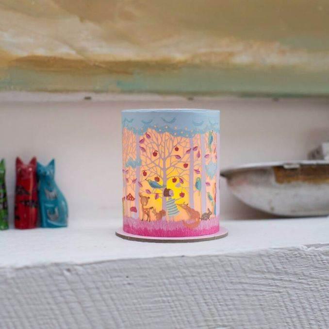 Handmade Candle Decoration DIY Ideas (8)