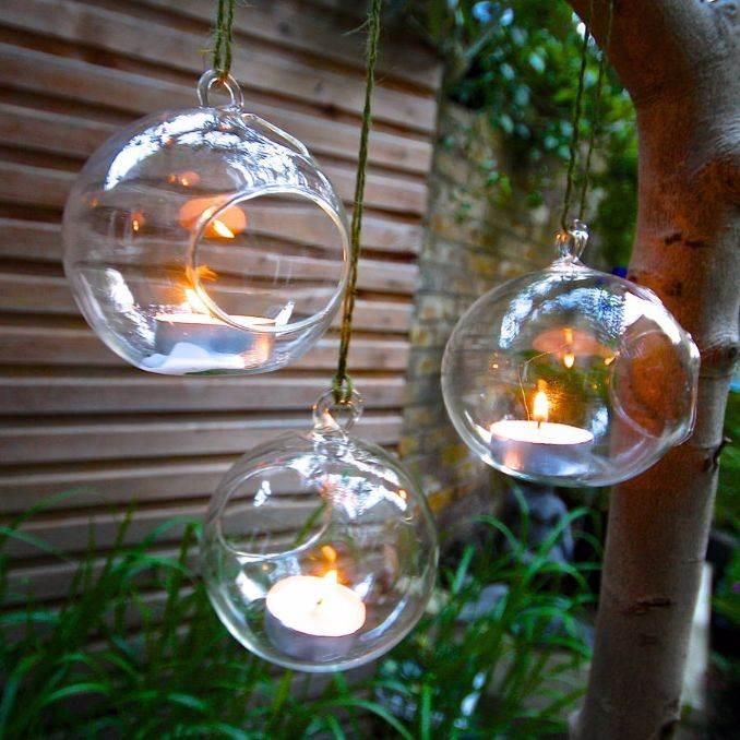 Handmade Candle Decoration DIY Ideas (9)