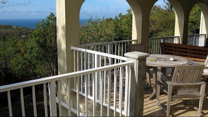 Relaxation Overflow Caneel Trailside Rental Cottage in St. Jhon (7)