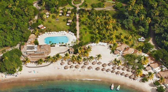 Sweet Holiday In Hotel Sugar Beach In The Caribbean (11)