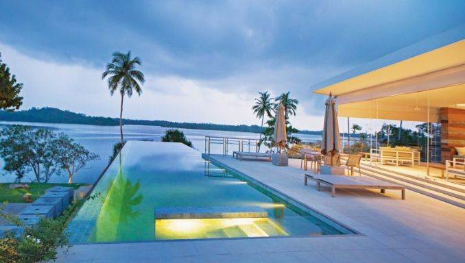 Tri Lanka SRI LANKAS STYLISH NEW RESORT (1)