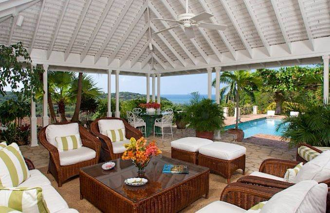 Stylish Caribbean Hideaway Windsong Modern Holiday Villa (9)