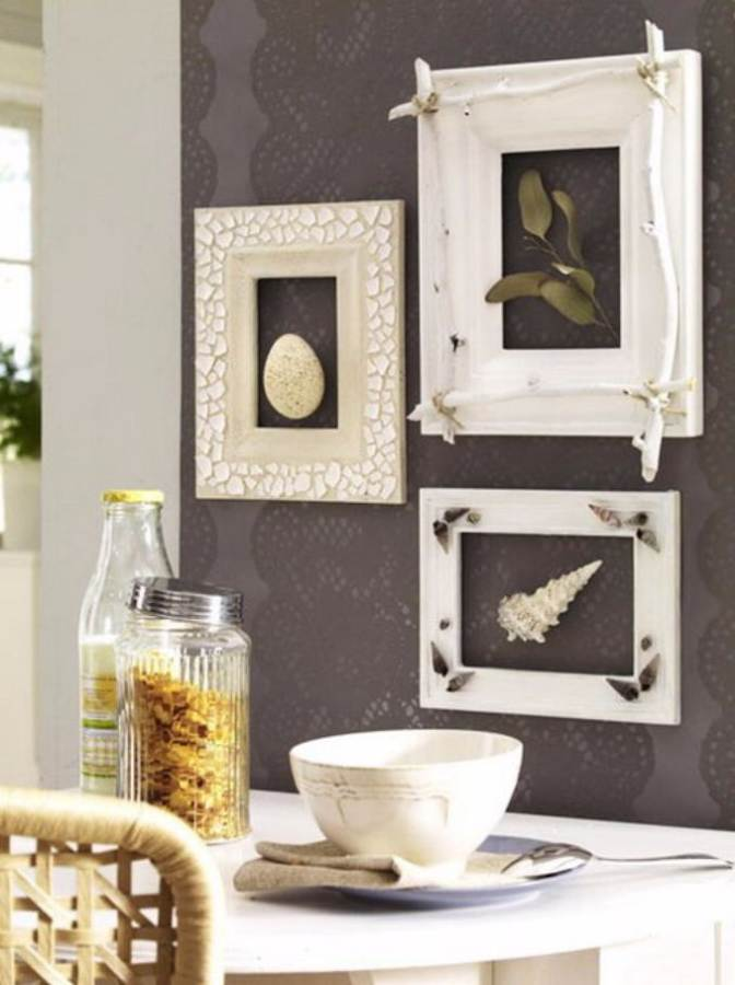 Easy DIY Photo and Picture Frame Decorating Crafts (1)