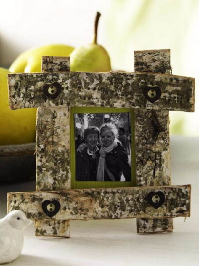 Easy DIY Photo and Picture Frame Decorating Crafts (3)