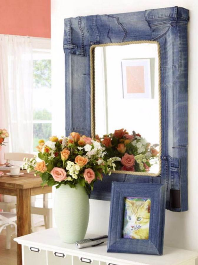 Easy DIY Photo and Picture Frame Decorating Crafts (7)