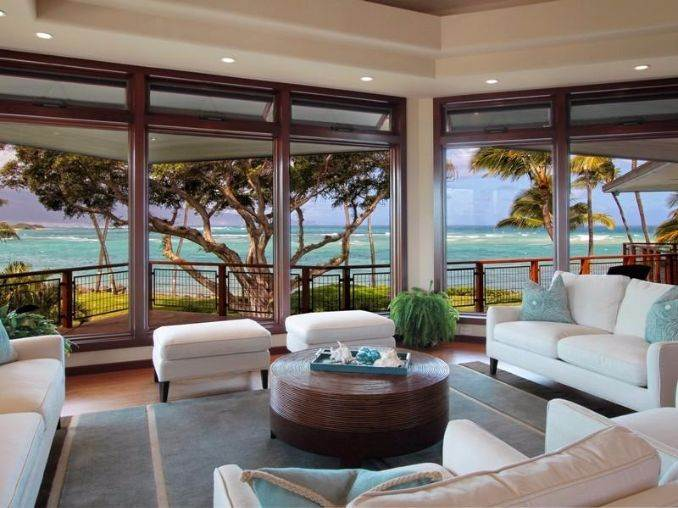Exceptional Beachfront Home In Hawaii (4)