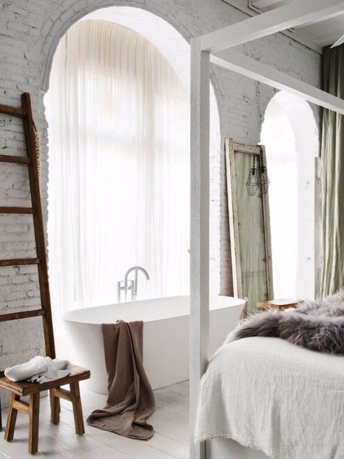 Luxury Apartment In The Loft Barcelona Spain  (1)