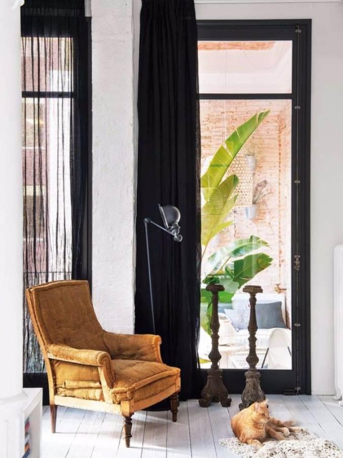 Luxury Apartment In The Loft Barcelona Spain  (10)