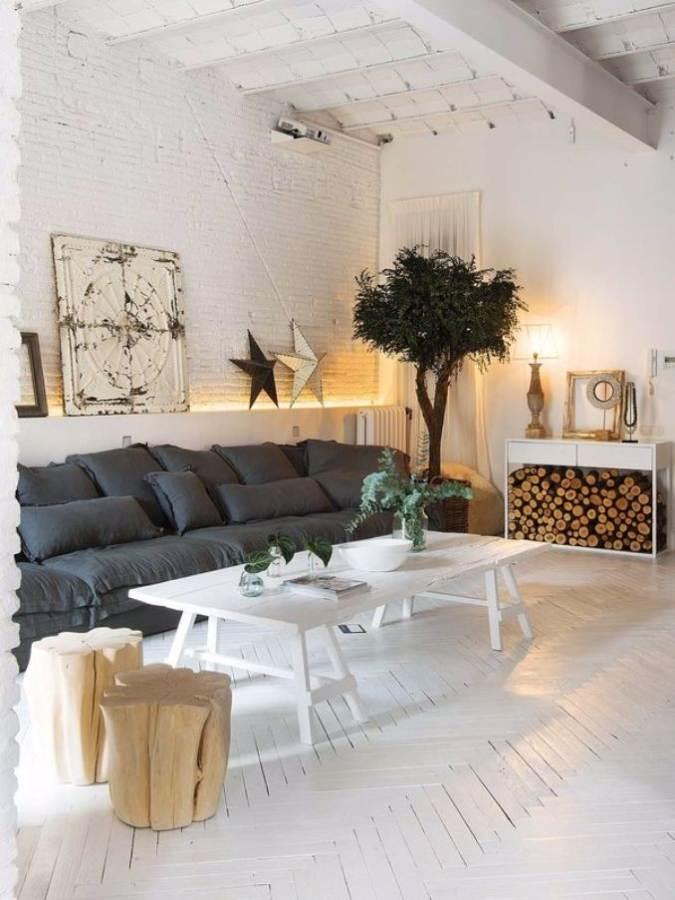 Luxury Apartment In The Loft Barcelona Spain  (11)