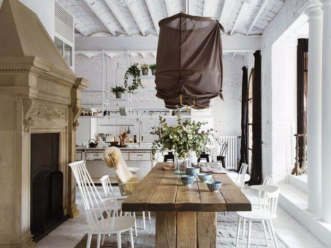 Luxury Apartment In The Loft Barcelona Spain (2)