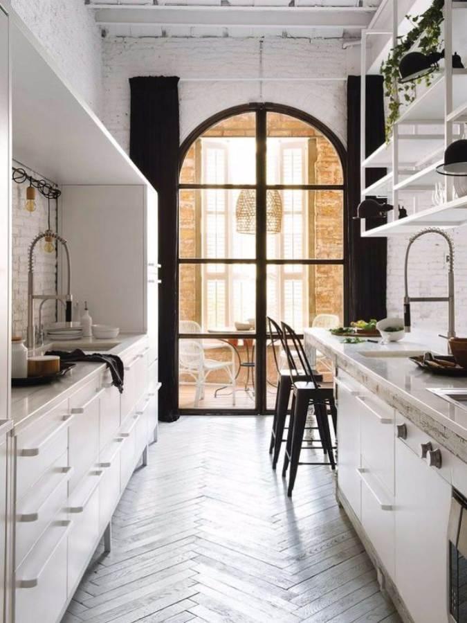Luxury Apartment In The Loft Barcelona Spain  (3)