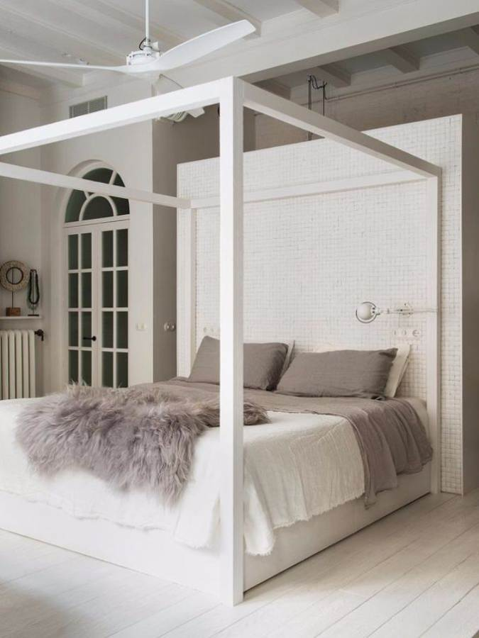 Luxury Apartment In The Loft Barcelona Spain  (5)