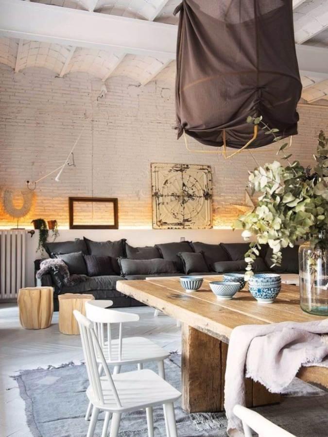 Luxury Apartment In The Loft Barcelona Spain  (7)