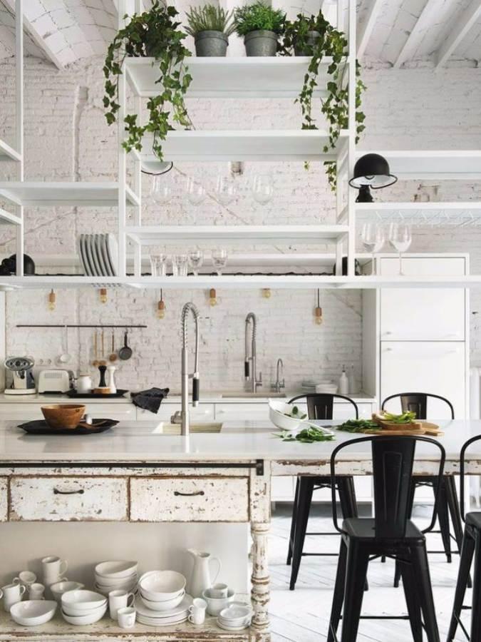 Luxury Apartment In The Loft Barcelona Spain  (8)