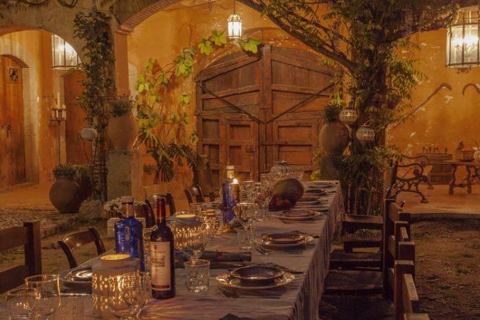 The stunning Spanish mansion Villa Catalina Barcelona (11)