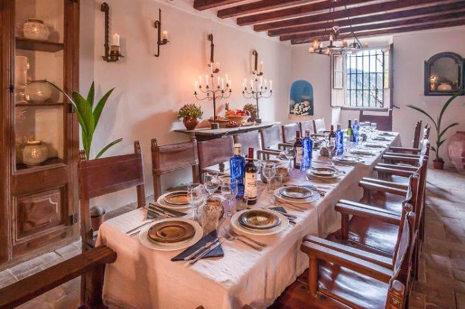 The stunning Spanish mansion Villa Catalina Barcelona (13)
