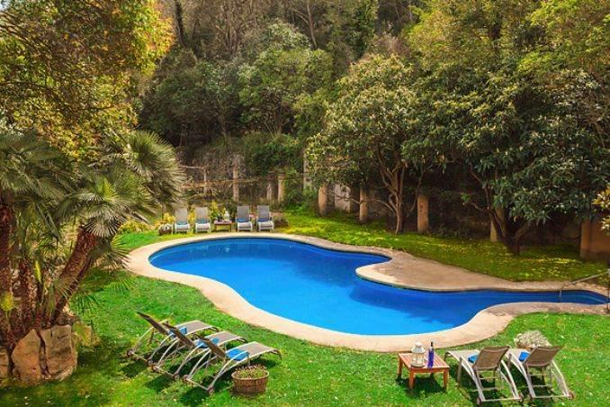 The stunning Spanish mansion Villa Catalina Barcelona (26)