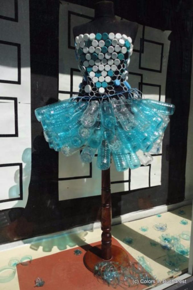 DIY Creative Ideas of How To Recycle Old Bottles (38)